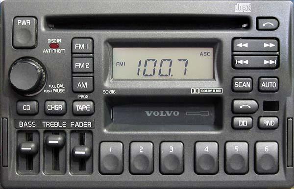 магнитола вольво fh12 2002 год, разблокировать