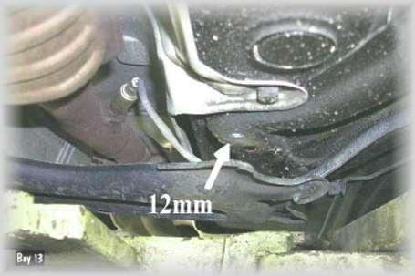замена лямбда зонда BMW x5 e53